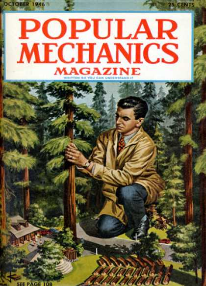 Popular Mechanics - October, 1946
