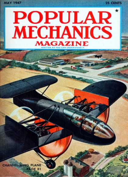 Popular Mechanics - May, 1947