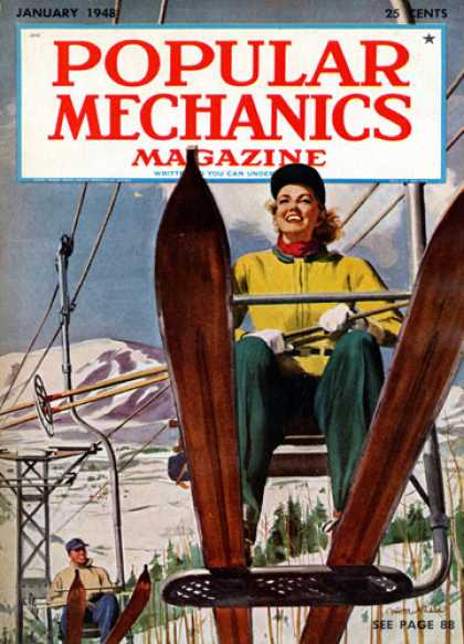 Popular Mechanics - January, 1948