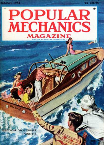 Popular Mechanics - March, 1948