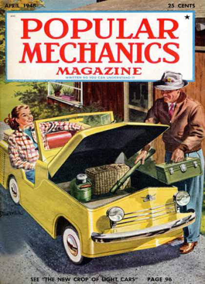 Popular Mechanics - April, 1948