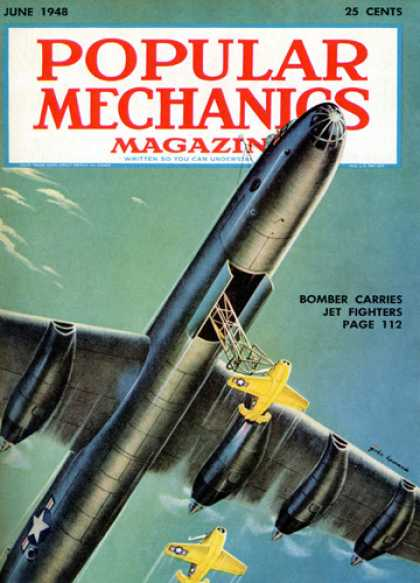 Popular Mechanics - June, 1948