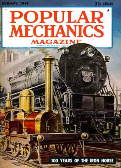 Popular Mechanics - January, 1949