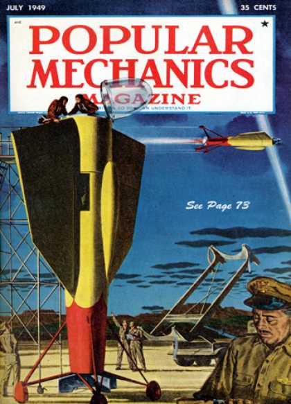 Popular Mechanics - July, 1949