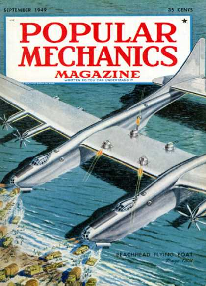 Popular Mechanics - September, 1949