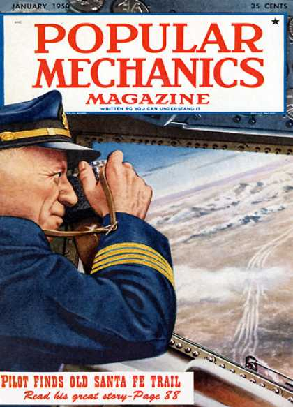 Popular Mechanics - January, 1950