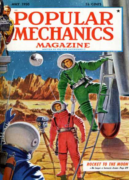 Popular Mechanics - May, 1950