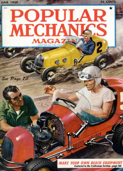Popular Mechanics - June, 1950