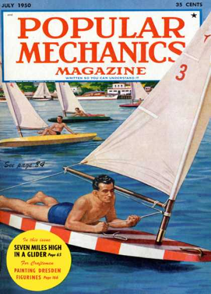 Popular Mechanics - July, 1950