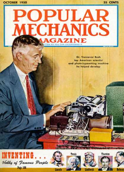 Popular Mechanics - October, 1950