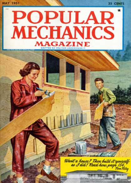 Popular Mechanics - May, 1951
