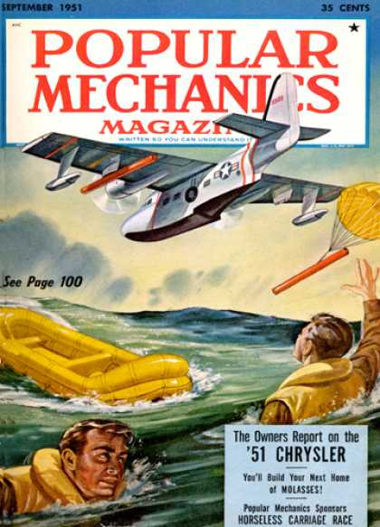 Popular Mechanics - September, 1951