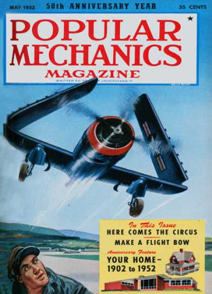 Popular Mechanics - May, 1952