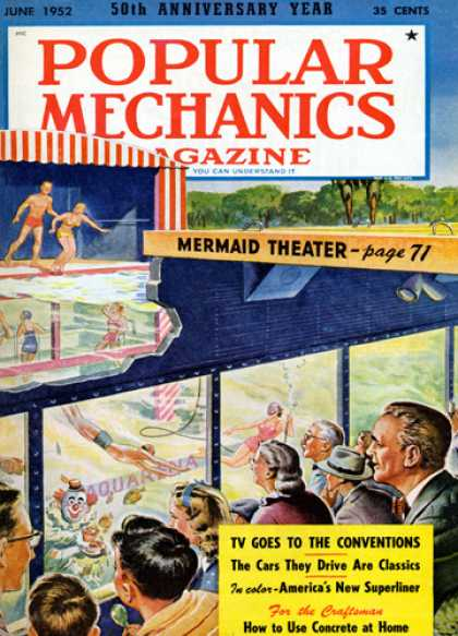 Popular Mechanics - June, 1952