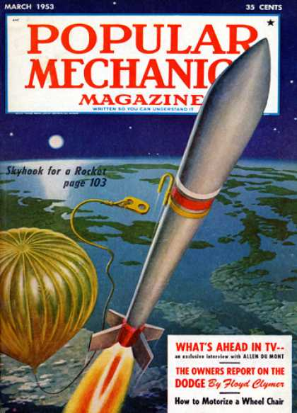 Popular Mechanics - March, 1953