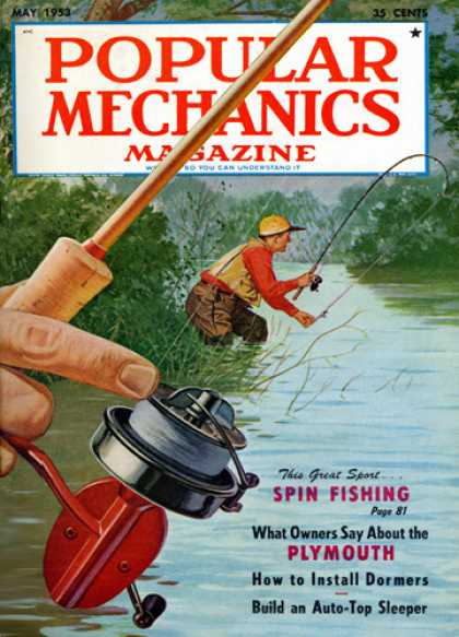 Popular Mechanics - May, 1953