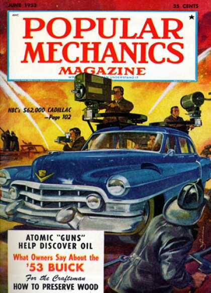 Popular Mechanics - June, 1953