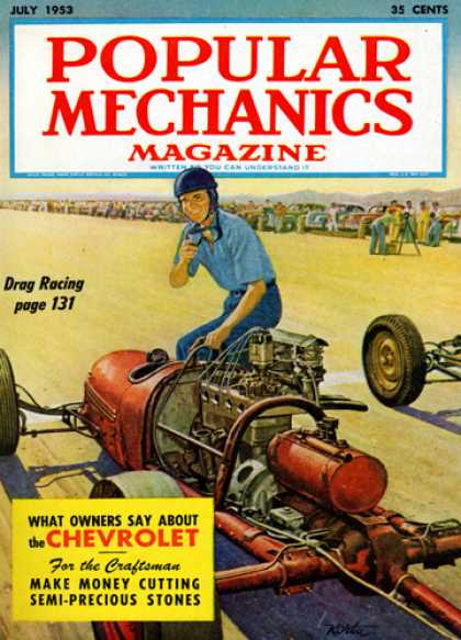 Popular Mechanics - July, 1953