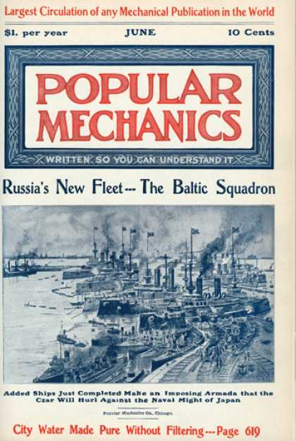 Popular Mechanics - June, 1904