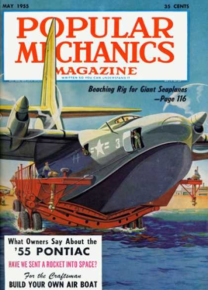 Popular Mechanics - May, 1955