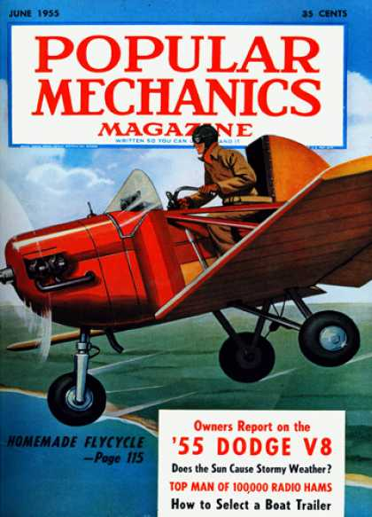Popular Mechanics - June, 1955