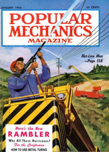 Popular Mechanics - January, 1956