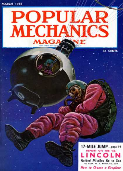 Popular Mechanics - March, 1956