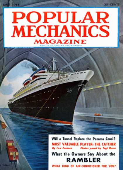 Popular Mechanics - June, 1956