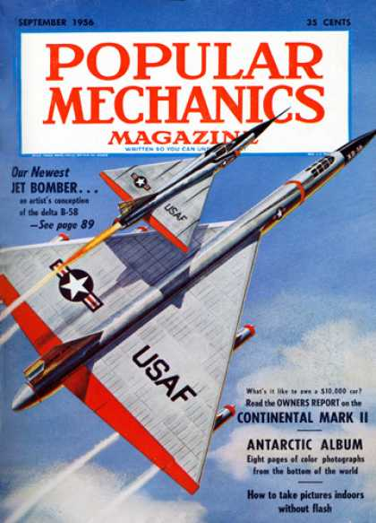 Popular Mechanics - September, 1956