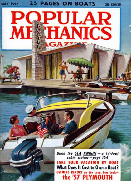 Popular Mechanics - May, 1957