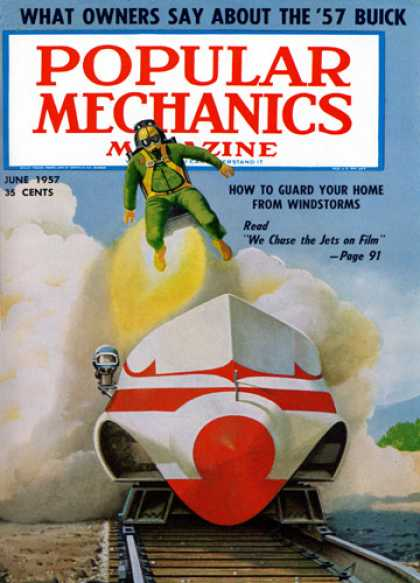 Popular Mechanics - June, 1957