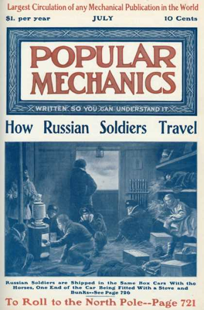 Popular Mechanics - July, 1904