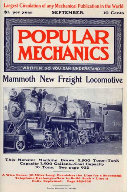 Popular Mechanics - September, 1904