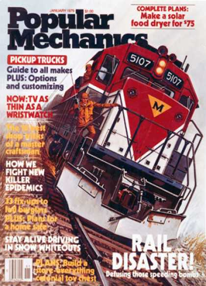 Popular Mechanics - January, 1979