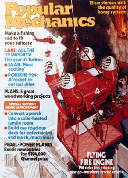 Popular Mechanics - April, 1979