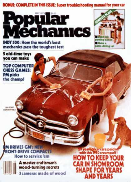 Popular Mechanics - May, 1979