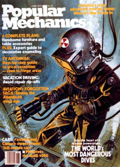 Popular Mechanics - June, 1979