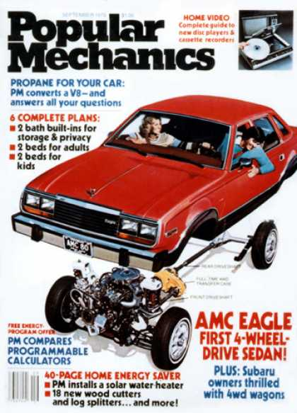 Popular Mechanics - September, 1979