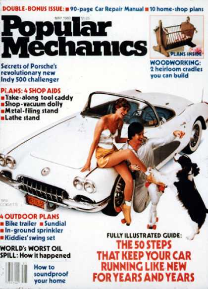 Popular Mechanics - May, 1980
