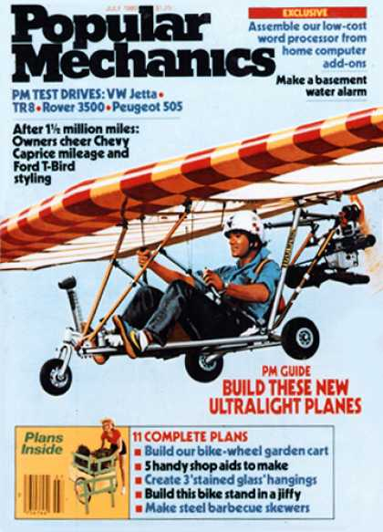 Popular Mechanics - July, 1980