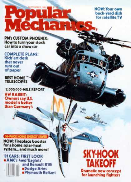 Popular Mechanics - September, 1980