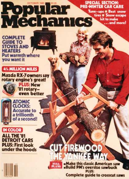 Popular Mechanics - October, 1980