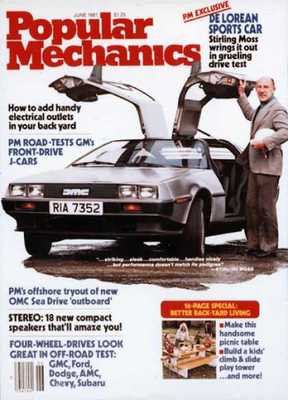 Popular Mechanics - June, 1981