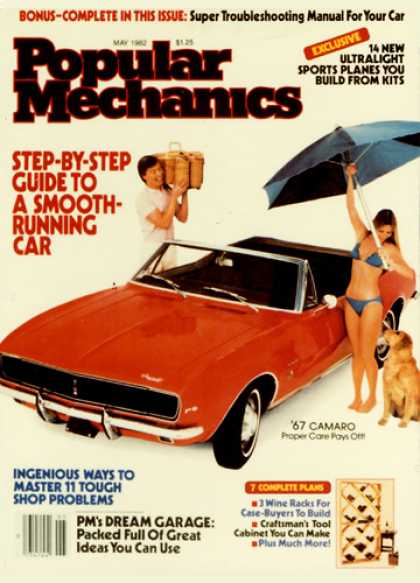 Popular Mechanics - May, 1982