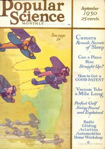 Popular Science - Popular Science - September 1930
