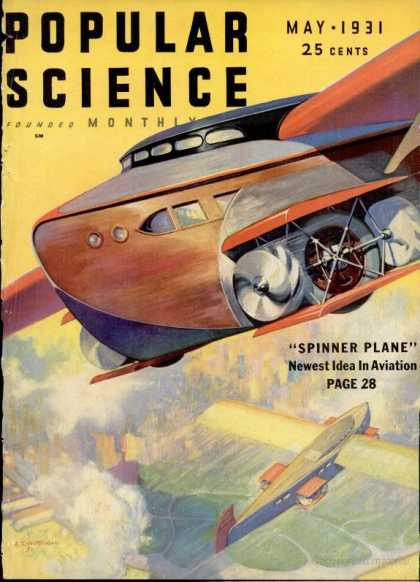 Popular Science - Popular Science - May 1931