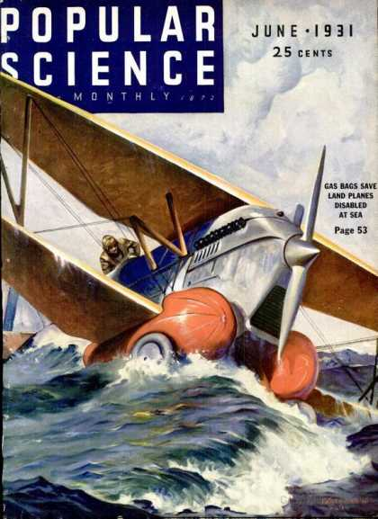 Popular Science - Popular Science - June 1931
