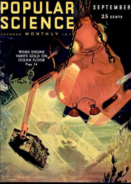 Popular Science - Popular Science - September 1931
