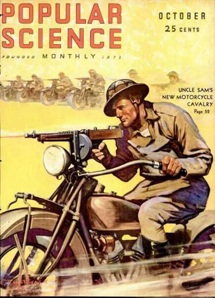 Popular Science - Popular Science - October 1931