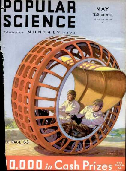 Popular Science - Popular Science - May 1932